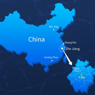 Yiwu-City-Yiwu-International-Trade-Market-Map